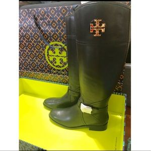 Tory Burch Adeline black Boots